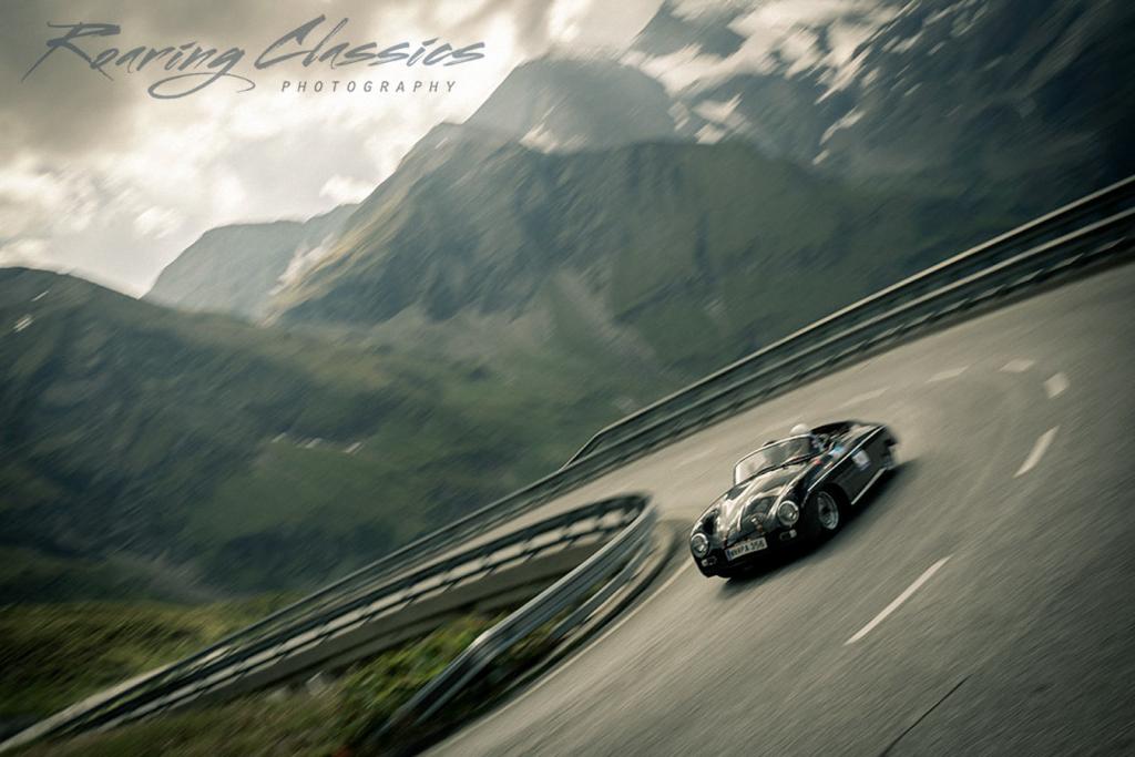 Oldtimer Photografie by Johann Hinrichs Roaring Classic Porsche 356
