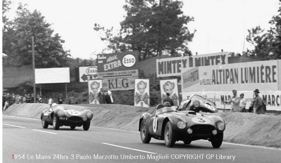 1954-Le-Mans-24hrs-3-Suixtil-Paolo-Marzotto-Umberto-Maglioli-COPYRIGHT-GP-Library