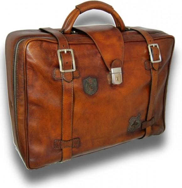 vintagedriver Vintage Travel Bag