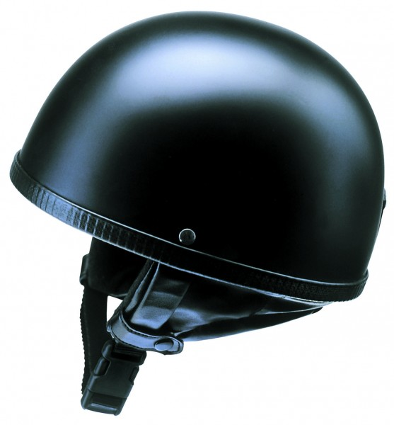 Halbschalenhelm Retro RB 500 matt-schwarz