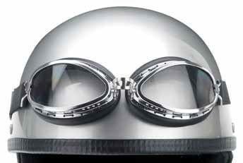 CLASSIC Fahrerbrille für Halbschalenhelme