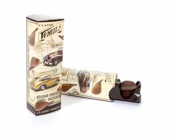 Köstliche Schokoladenchips von Classic Wheels