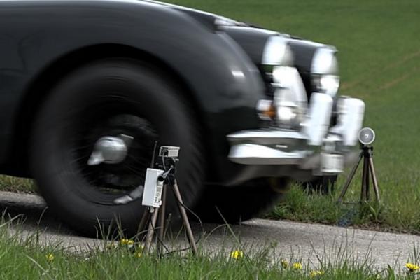 Lichtschrankentraining Oldtimer Rallye Schlauchtraining Zeitkontrolle