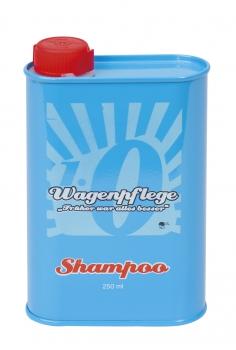 Shampoo für Lack 250ml Metalloblongeflasche