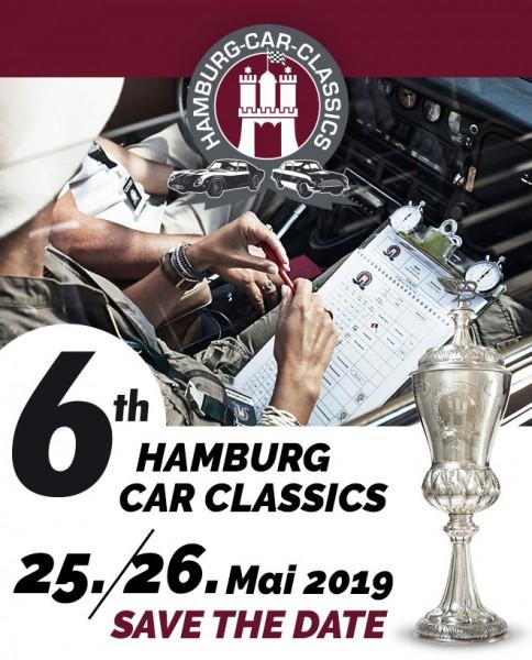 Hamburg Car Classics Oldtimerrallye Schleswig-Holstein