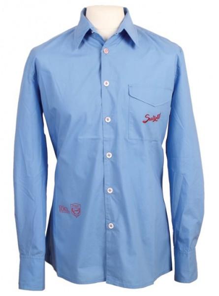 Langarm Herrenhemd Racing Shirt Buenos Aires Suixtil