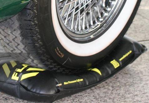 vintagedriver Reifenschoner flat-jack Luftkissen für Reifen