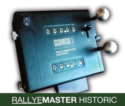 Mechanischer Wegstreckenzähler RallyeMaster HISTORIC
