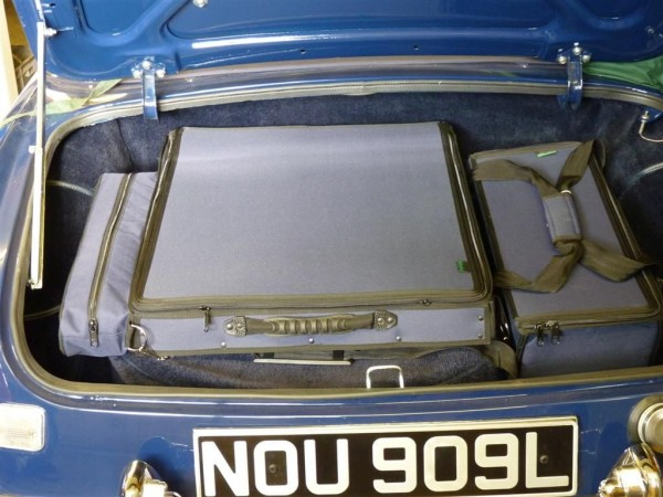 vintagedriver Kofferset MGB Roadster