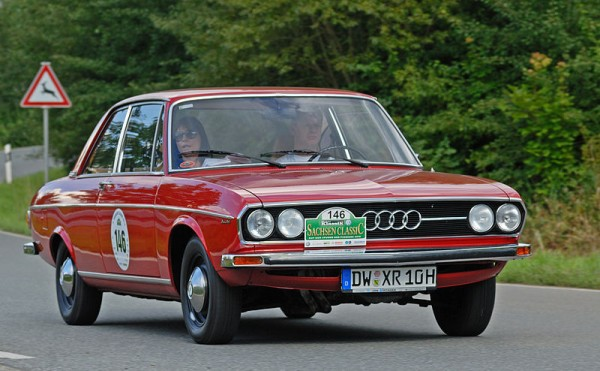 Oldtimer-Rallye-Training