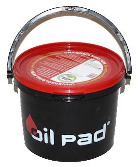 Bindemittel für Motoröl gegen Oelflecken 2 Liter Gebinde im Eimer